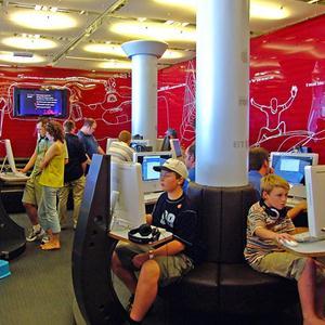 Интернет-кафе Батагая