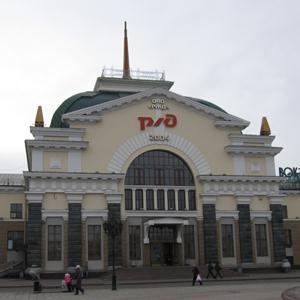 Железнодорожные вокзалы Батагая