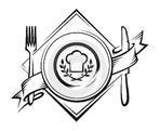 Замок - иконка «ресторан» в Батагае